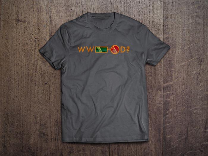 WWSJD T-Shirt