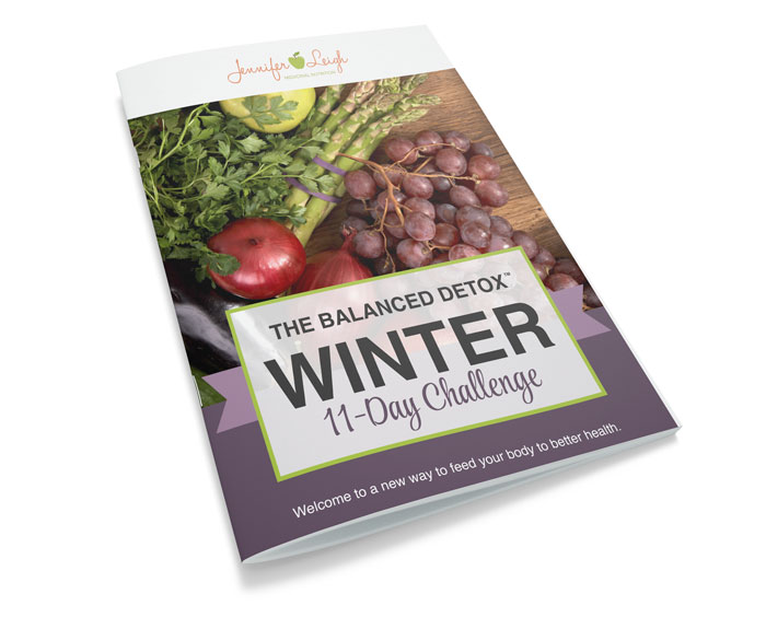 Medicinal Nutrition Winter Cleanse Book