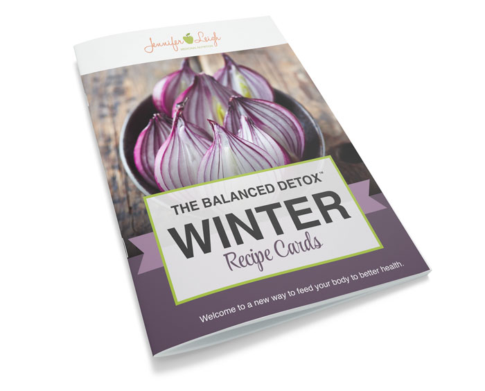 Medicinal Nutrition Winter Recipe Book